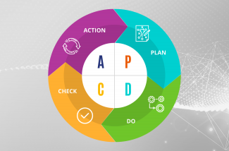 The PDCA cycle in energy and utilities management