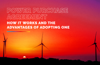 How a Power Purchase Agreement works and the advantages of adopting one plus Eolic Field