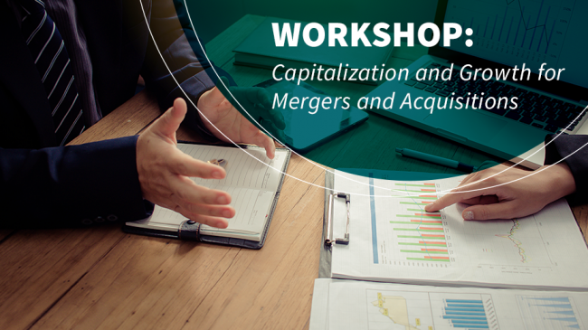 workshop-capitalization-and-growth-for-mergers-and-acquisitions
