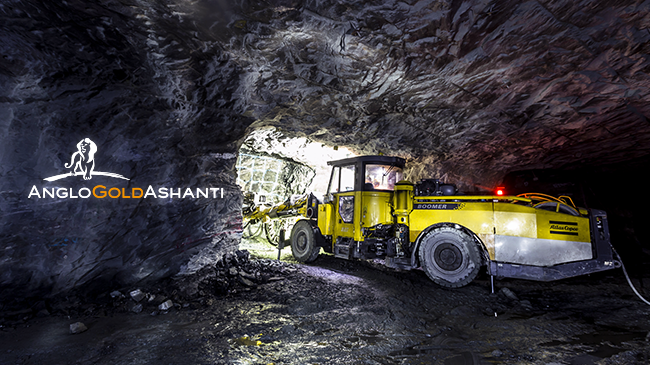 AngloGold Ashanti invests in Industry 4.0